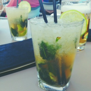 Mojitos in Madrid