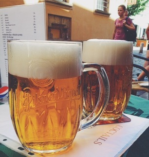 beers in the Czech Republic
