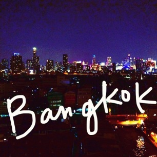 Bangkok rooftop views