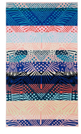 Mara Hoffman beach towel