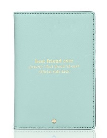 Kate Spade Passport Case