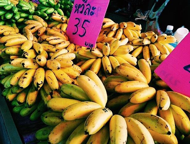 Baby bananas!